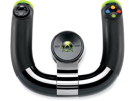 volante xbox 360 wireless xbox 360 volant microsoft wirelessspeedwheel 2zj 00003