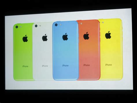 iphone c colors apple iphone 5c business insider