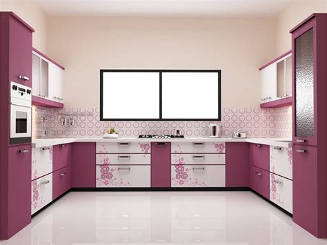 beautiful kitchen decorating ideas with paint color and flower on drawers for newest