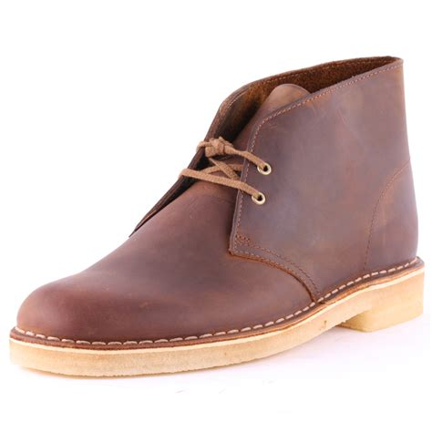 Shoes Clarks Boots Brown clarks originals desert boots mens leather brown leather