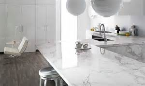 Marble Laminate Countertops - formica products used in this scene