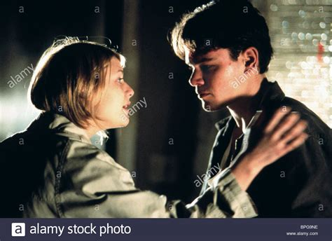 claire danes rainmaker claire danes matt damon the rainmaker 1997 stock photo