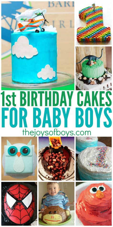 Birthday Cakes For Boys by 25 Birthday Cakes For Boys For 1st Birthday
