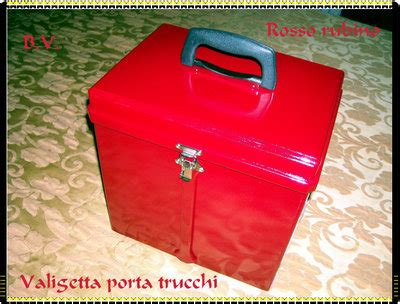 valigetta porta trucchi valigetta porta trucchi per la casa e per te bellezza
