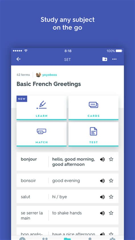 themes quizlet quizlet flashcards on the app store