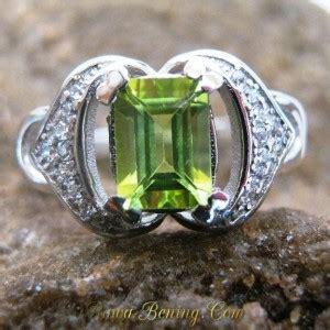Cincin Hermes Warna 4 cincin wanita batu permata asli dan berkualitas