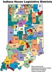 Indiana Zip Code Map by Boundary Maps Stats Indiana