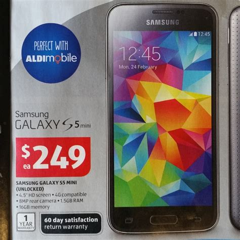 Aldo Power Bank 3000mah samsung galaxy s5 mini 249 at aldi from 27th august
