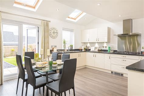 David Minister Kitchens Bathrooms Bedrooms by Five Bedroom Style From David Wilson Homes Daily