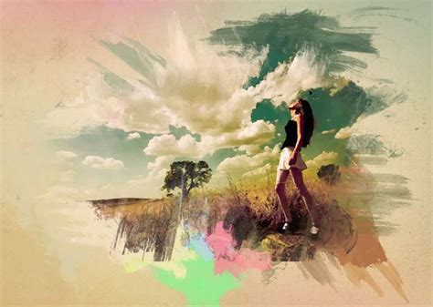 tutorial watercolor photoshop how to make a watercolor photo manipulation in photoshop