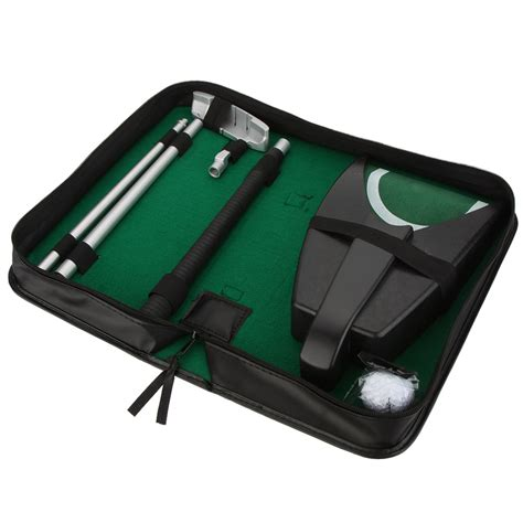 Price Of Golf Automatic by Indoor Golf Set Putter Automatic Golf Kick Back