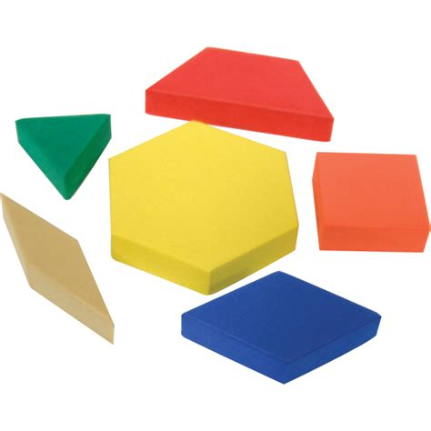 shape using pattern blocks foam pattern blocks tcr20612 teacher created resources
