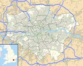 London England Map by Famous London England Map