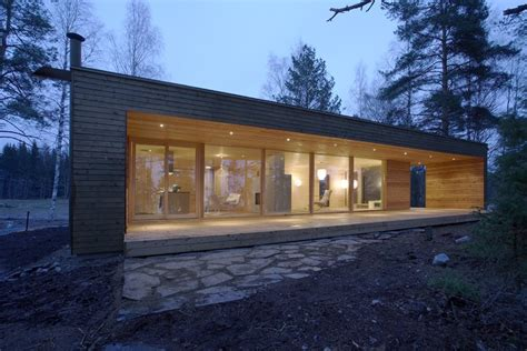 scandanavian homes scandinavian retreat prefab from finland