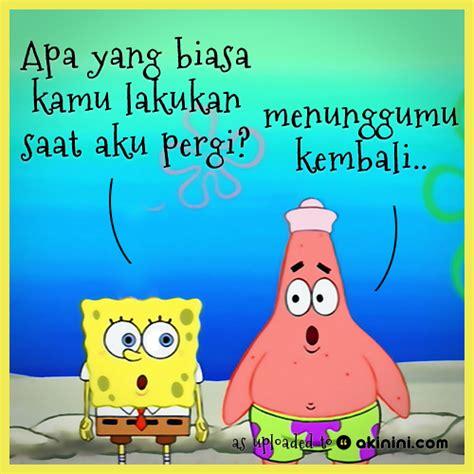 kata kata bijak spongebob squarepants