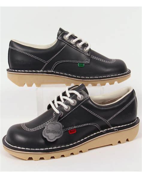 Kickers Navy kickers kick lo shoes navy blue kickers kick lo leather