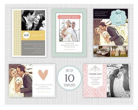 wedding thank you cards templates psd thank you card template のおすすめアイデア 25 件以上