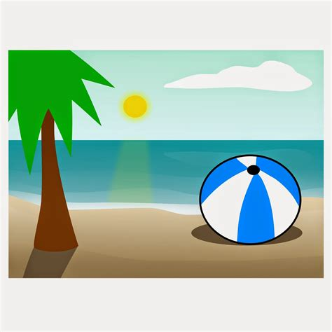 family cing coloring page beach picnic cartoon the best cart