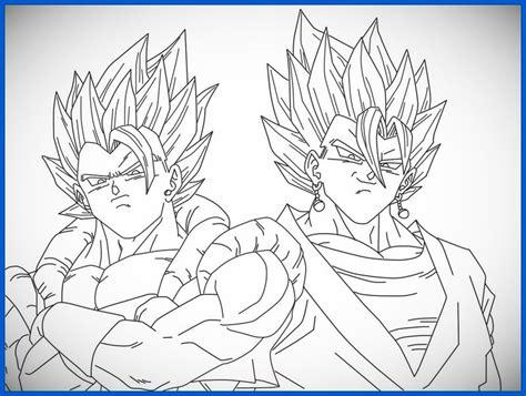 imagenes para pintar de dragon ball z free download dibujos para colorear de dragon ball z
