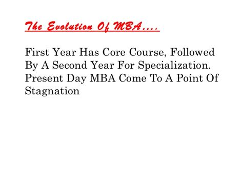 Best Mba Specialization For Future by Mba Of Future
