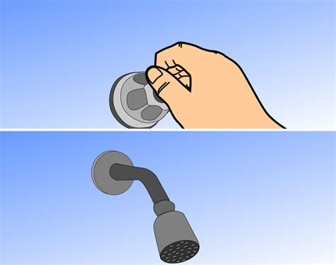 How To Change A Shower Washer by How To Change The Washer In A Shower Faucet With Pictures