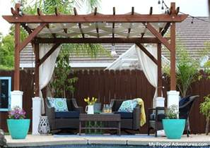 How Build A Pergola by 25 Innovative Pergola Ideas Blending Comfort And Beauty To