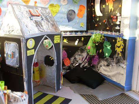 space themed classroom decorations space play area play spaceships