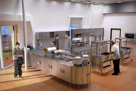 Open Source Kitchen Design Software Kitchen Duplicable City Center Leed Platinum Design For 150