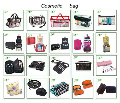Cosmetic Pouch Rounded Tempas Kosmetik weekender travel bag set wholesale avon products bulk plain label cosmetic bags buy