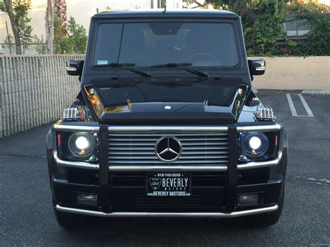 Mercedes G55 For Sale by Used Brabus G55 For Sale Html Autos Weblog