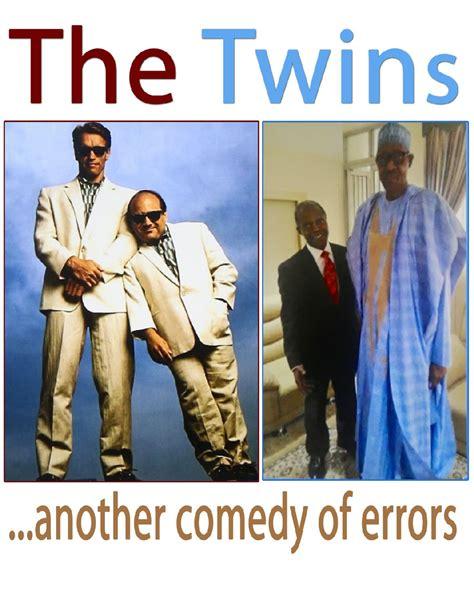 film comedy of errors buhari osinbajo ticket a comedy of errors african examiner
