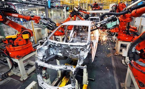 bmw factory robots us 154 billion rise of the robots planned for pearl river