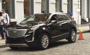 The Cadillac 2016 Cadillac Xt5 Found In Manhattan With Ct6 The
