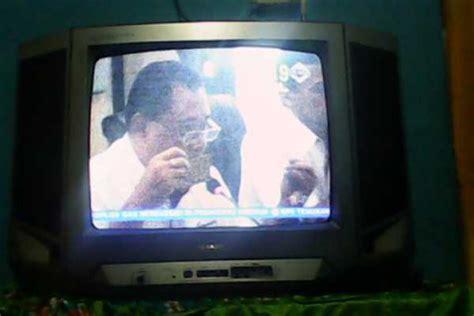 Tv Tabung Jogja Penyiaran Di Bali Dihentikan Pada 9 Maret