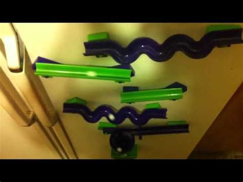 Rollercoaster Ride On Your Fridge With Frigits by Frigits Deluxe Marble Run Science