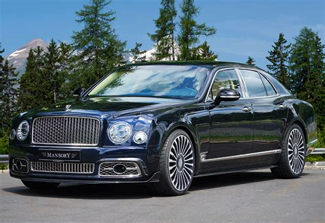 2017 Bentley Mulsanne Mansory Specifications Photo