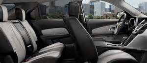 Chevrolet Equinox Interior Taking A Look At The 2017 Chevy Equinox Interior