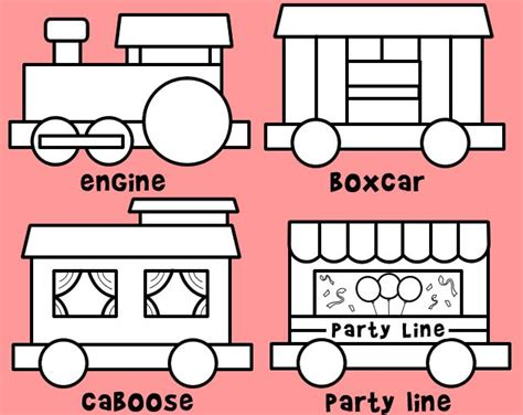 templates for railway website color and build a train cute site too train coloring