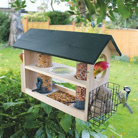 large bird feeder station birdcage design ideas