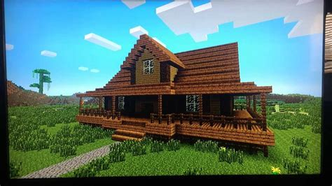 farm house minecraft minecraft farm house tutorial google search minecraft