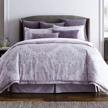 royal velvet crescent comforter set accessories