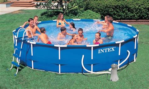 piscine da giardino intex piscine intex piscine da giardino