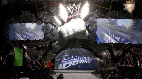 Image Gallery Liverpool Echo gallery the history of wwe smackdown liverpool echo