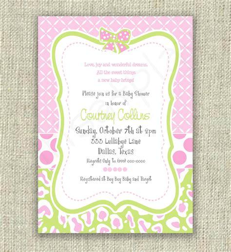 baby invitations baby shower invitation free baby shower invitation