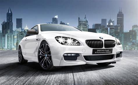 bmw 640ci official 2016 bmw 640i coupe m performance edition gtspirit