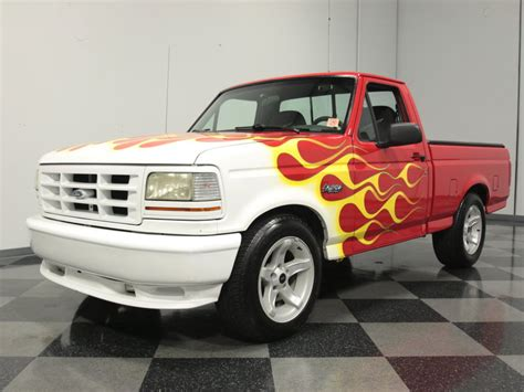 1993 Ford Lightning by Get Your Flames On With This 1993 Ford Lightning Ford