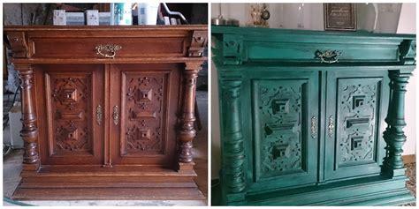 Möbel Restaurieren Anleitung wandfarbe altrosa