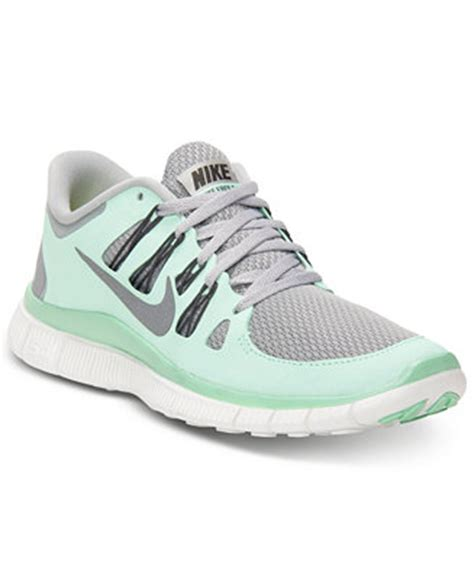 macys womens athletic shoes nike s free 5 0 running sneakers from finish line