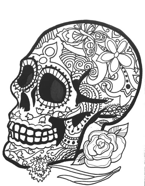 coloring books for grown ups dia de los muertos 10 more sugar skull day of the dead original coloring book