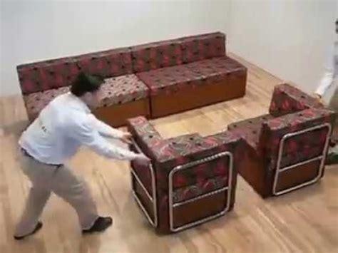 Multi Use Sofa by Multi Purpose Sofa Set Compact Furniture Design